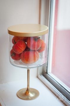 Dwell Beautiful - how to reuse candle jars and wax