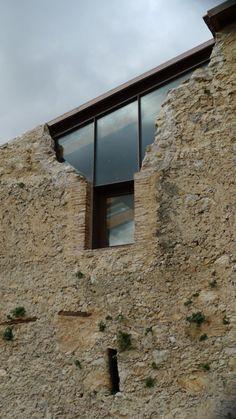 Giuseppe (detto Mao) Benedetti · Progetto di restauro e valorizzazione del casale rurale prossimo al complesso archeologico delle cosiddette Terme di Tito · Divisare