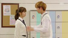kim so hyun Who Are You School 2015, Taeyong, Drama Gif, Taiwan Drama, Sungjae Btob, Kim Sohyun, Drama School, Kdrama Memes, Hyung