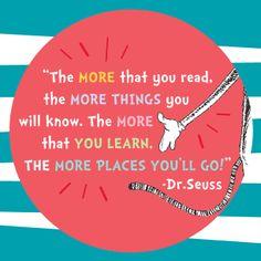 Love Dr. Seuss wisdom!