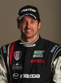 Meet Patrick Dempsey when he races in the 2012 American Le Mans Laguna Seca Race presented by Tequila Patrón on Saturday, May 12, 2012 in Monterey,...
