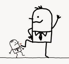 Illustration about Hand drawn cartoon characters - big businessman & small one. Illustration of input, control, exclude - 18446557 Monday Inspiration, Cartoon Characters, Fictional Characters, Small One, Job Opening, Job Description, Architecture Photo, Photo Book, How To Draw Hands