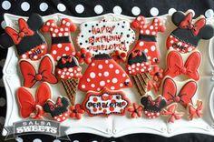 Disney Cookies! So sweet!