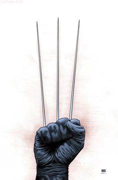 Death of Wolverine *gif*
