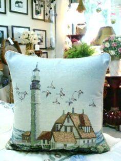Lighthouse Cushion Cover
