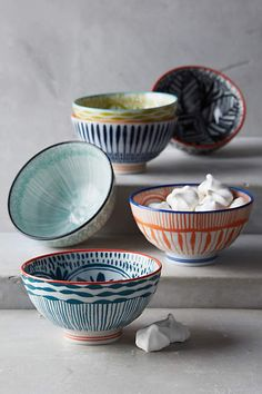Inside Out Nut Bowl - anthropologie.com