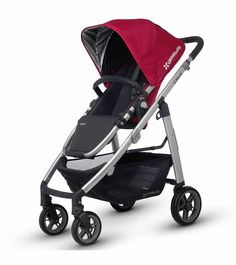 The compact and easy-to-fold UPPAbaby CRUZ is an ideal companion for exploring the city—or anywhere else you find yourself cruising. Though lightweight, the CRUZ offers plenty of features, like an ext
