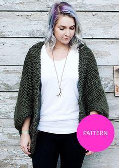 Pattern/ Knitatude Bumhugger Bolero knitting pattern knitting