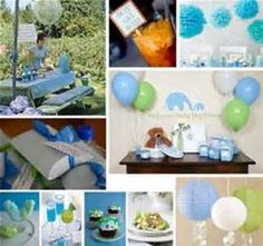 Baby Shower Ideas for Boys On a Budget - Bing Imágenes