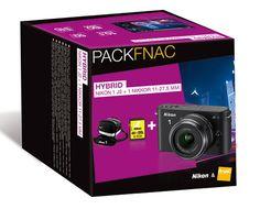 Nuevos packs fotográficos