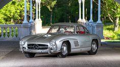 1955 Mercedes-Benz 300SL Gullwing | Mecum Auctions