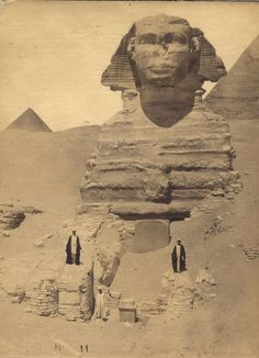 Chap 2/Part 2 Sphinxes: combined body of a lion with head of either human or another animal (typically a ram). These statues were symbols of royalty.