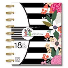Me & My Big Ideas Create 365 Happy Planner Botanical Garden (aangepaste garantie)