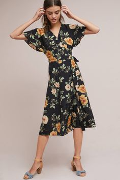 Shop the Bisbee Silk Wrap Dress and more Anthropologie at Anthropologie today. Read customer reviews, discover product details and more.