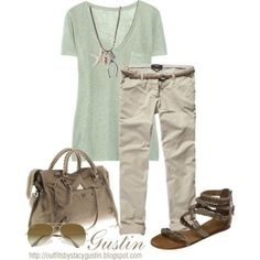 tshirt day, created by stacy-gustin on Polyvore by twet
