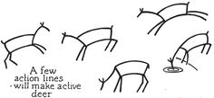 deers-How to Draw Deer  with Easy Step by Step Drawing Lessons