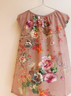 What a beautiful dress......Girls Dress by Pigve via @Kristen - Storefront Life - Storefront Life Wing