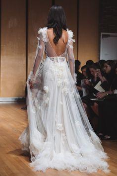 Inbal Dror 2017 Collection Bridal Week
