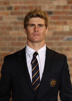 Australian Rugby Player: Berrick Barnes