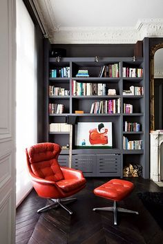 Adding a Touch of Red to your Decor for the Holidays | A Design Lifestyle - Jacqueline Palmer