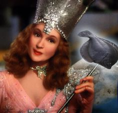Fanpop Poll Results: The Wicked Witch of the West vs Glinda, the Good Witch - Read the results on this poll and other Wizard of Oz polls The Wizard Of Oz Costumes, Wizard Of Oz 1939, Glenda The Good Witch, Billie Burke, Land Of Oz, The Worst Witch, Wicked Witch, Over The Rainbow, Old Movies