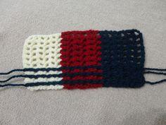 crochet motivo escocês. Discussão sobre LiveInternet - Serviço russo diários on-line