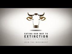Eating Our Way To Extinction Trailer Why Vegan, Vegan Vegetarian, Reasons To Be Vegan, Vegan News, Alternative Health, Save The Planet, Clean Recipes, Going Vegan, Gluten Free