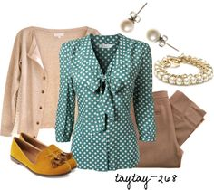 """Teacher Teacher #84"" by taytay-268 on Polyvore"
