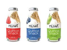 Nuwi on Packaging of the World - Creative Package Design Gallery