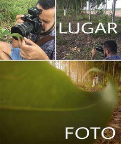 Gilmar Silva retoque truco fotografico