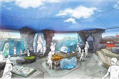 Das Polarium im Rostocker Zoo wird teurer | Rostock-Heute