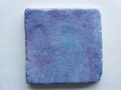 Blue+Teal+and+Purple+Tumbled+Marble+Coasters+by+BaileyGirlCoasters,+$15.00