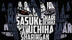 uchiha_sasuke_typography_by_ardhagaruda-d8vddup.jpg (1920×1080)