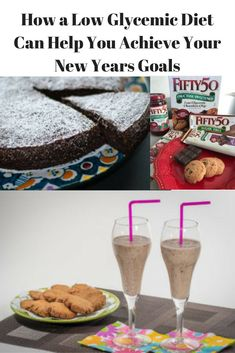 How a Low Glycemic Diet Can Help You Achieve Your New Years Goals
