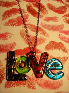 Love the Love Necklace