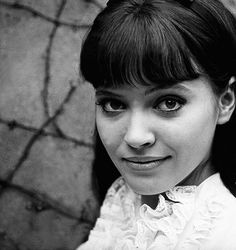 Anna Karina (born 22 September 1940) is a Danish-born French film actress who is best known for her work with Jean-Luc Godard in the 1960s. With her expressive, luminous eyes and radiant presence she had the looks of a silent movie star while simultaneously embodying the self-confident spirit of the 60s generation.