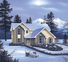 New+American+House+Plan+with+1700+Square+Feet+and+4+Bedrooms+from+Dream+Home+Source+|+House+Plan+Code+DHSW64285