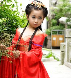 Free shipping, $105.53/Piece:buy wholesale Children's costume costumes female baby child Zheng Han Chinese clothing costume princess costume for girls child chaise of Asia & Pacific Islands,Kimono,Red on mingjing02's Store from DHgate.com, get worldwide delivery and buyer protection service.