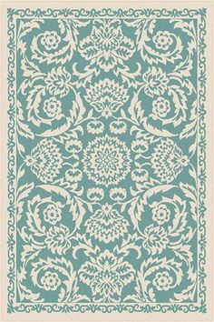 Tayse International Trading Garden City Basile Rugs | Rugs Direct