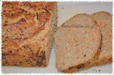 Amaranth-Brot mit Karotten - Bee Creative Banana Bread, Creative, Desserts, Food, Carrots, Dessert Ideas, Food Food, Tailgate Desserts, Deserts
