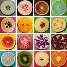#Pinterest Frutas y verduras ... Regalos de la naturaleza.