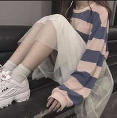 Indie Outfits, Swag Outfits, New Outfits, Cute Outfits, Fashion Outfits, Casual Outfits, Grunge Style, Soft Grunge, Cute Fashion