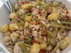 Healthy recept: Roer gebakken kip met groenten | Enjoy