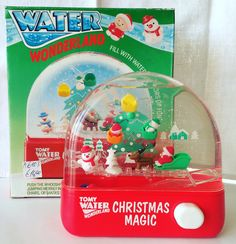 Tomy water game - collection wonderland / aqua féerie - modele magic Christmas