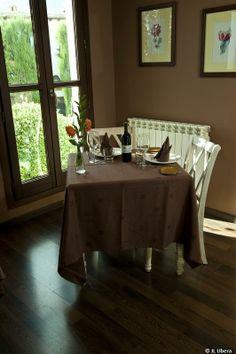 Restaurante Villa Turística de Bubión, Hotel Rural con Encanto en la Alpujarra granadina