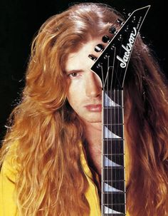 Dave Mustaine, Megadeth simply  the  n° 1  of Metal