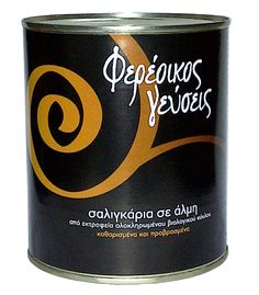 Pre-cooked Canned Snails without shell   Net weight 900gr       Ideal packaging for gourmet and traditional recipes.  Our product makes 6 servings so that to create a variety of different dishes.        Preparation:  Drain the snails and create original French delicious recipes for traditional dishes.        Ingrendients:  Helix Pomatia Snails without shell, water, salt, natural flavors.  It does not contain preservatives.         Conserved for 5 years.
