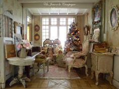 *♥ Atelier de Léa - Un Jour à la Campagne ♥*: Noël romantique - Romantic Christmas