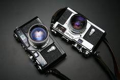 Nikon Rangefinders: Nikon SP, Nikon S3