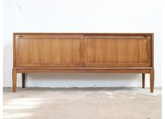 Sideboard by Henry W. Klein for Bramin, Decor, Storage, Sideboard, Cabinet, Furniture, Home Decor, Klein, Vintage, Vintage Designs